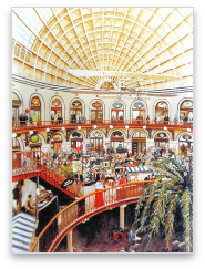 Corn Exchange, Leeds, West Yorkshire by Pete Lapish
